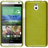 Silicone Case for HTC Desire 610 brushed pastel green