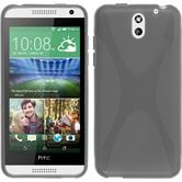 Silicone Case for HTC Desire 610 X-Style gray