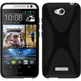 Silicone Case for HTC Desire 616 X-Style black