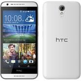 Silikonhülle für HTC Desire 620 Slimcase clear
