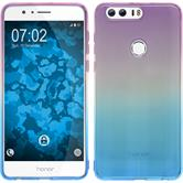 Silikon Hülle Honor 8 Ombrè Design:04