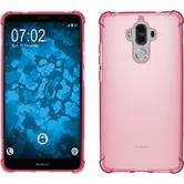 Silicone Case Mate 9 ShockProof hot pink
