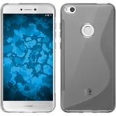 Silikon Hülle P8 Lite 2017 S-Style clear