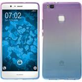 Silikonhülle für Huawei P9 Lite Ombrè Design:04