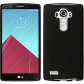 Silicone Case for LG G4 transparent black