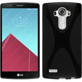 Silicone Case for LG G4 X-Style black