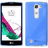Silikon Hülle G4c S-Style blau