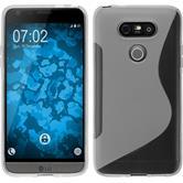 Silikon Hülle G5 S-Style clear Case