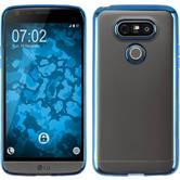 Silikon Hülle G5 Slim Fit blau Case