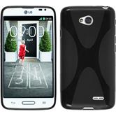 Silicone Case for LG L70 X-Style black