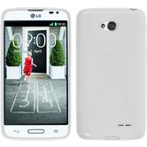 Silicone Case for LG L70 X-Style white