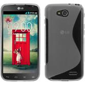 Silicone Case for LG L90 Dual S-Style transparent