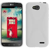 Silicone Case for LG L90 Dual X-Style white