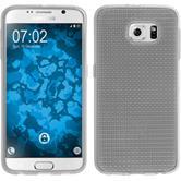 Silikon Hülle Galaxy S6 Iced clear