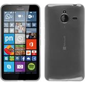 Silicone Case for Microsoft Lumia 640 XL transparent white