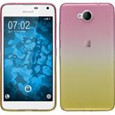 Silikon Hülle Lumia 650 Ombrè Design:01 Case