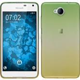 Silikon Hülle Lumia 650 Ombrè Design:03