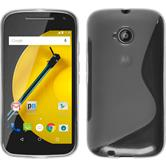Silicone Case for Motorola Moto E 2015 2. Generation S-Style transparent