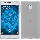 Silikonhülle für Nokia 3 transparent Crystal Clear
