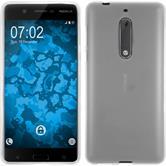 Silikonhülle für Nokia 5 matt weiß