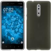 Silikon Hülle Nokia 8 matt clear Case