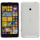 Silikon Hülle Lumia 1320 S-Style clear