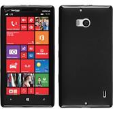 Silicone Case for Nokia Lumia Icon matt black