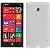 Silicone Case for Nokia Lumia Icon X-Style white