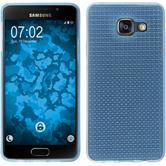 Silikonhülle für Samsung Galaxy A3 (2016) A310 Iced hellblau