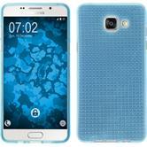 Silikon Hülle Galaxy A5 (2016) A510 Iced hellblau