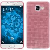 Silikon Hülle Galaxy A5 (2016) A510 Iced rosa