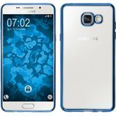 Silikon Hülle Galaxy A5 (2016) A510 Slim Fit blau