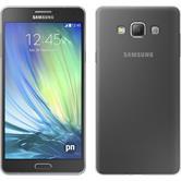 Silikon Hülle Galaxy A5 (A500) Slimcase clear + 2 Schutzfolien