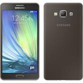 Silikonhülle für Samsung Galaxy A5 (A500) Slimcase grau