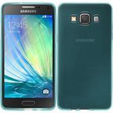 Silikon Hülle Galaxy A5 (A500) transparent türkis