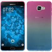Silikon Hülle Galaxy A9 Ombrè Design:06 Case