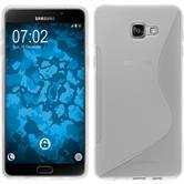 Silikon Hülle Galaxy A9 S-Style clear Case