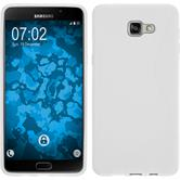 Silikon Hülle Galaxy A9 S-Style weiß