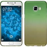 Silikon Hülle Galaxy C5 Ombrè Design:03 + 2 Schutzfolien