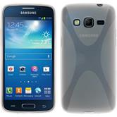 Silicone Case for Samsung Galaxy Express 2 X-Style transparent