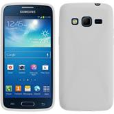 Silicone Case for Samsung Galaxy Express 2 X-Style white