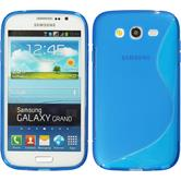 Silicone Case for Samsung Galaxy Grand S-Style blue