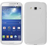 Silicone Case for Samsung Galaxy Grand 2 S-Style white