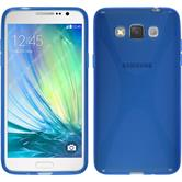 Silicone Case for Samsung Galaxy Grand 3 X-Style blue