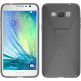 Silicone Case for Samsung Galaxy Grand 3 X-Style gray