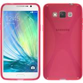 Silicone Case for Samsung Galaxy Grand 3 X-Style hot pink