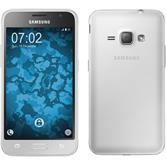 Silikonhülle für Samsung Galaxy J1 (2016) J120 360° Fullbody clear