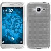 Silikon Hülle Galaxy J2 (2016) (J210) Iced clear Case