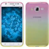 Silikon Hülle Galaxy J2 Ombrè Design:01 Case