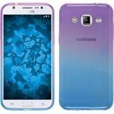 Silikon Hülle Galaxy J2 Ombrè Design:04
